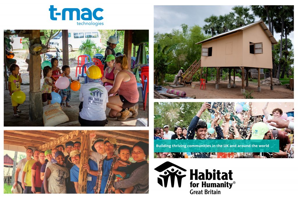 Majestic announces new charity partnership with Habitat for Humanity GB